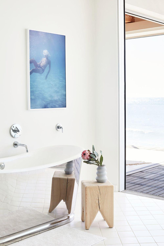 Minimalist Beach House: Minimalist Beach House – Home Tour