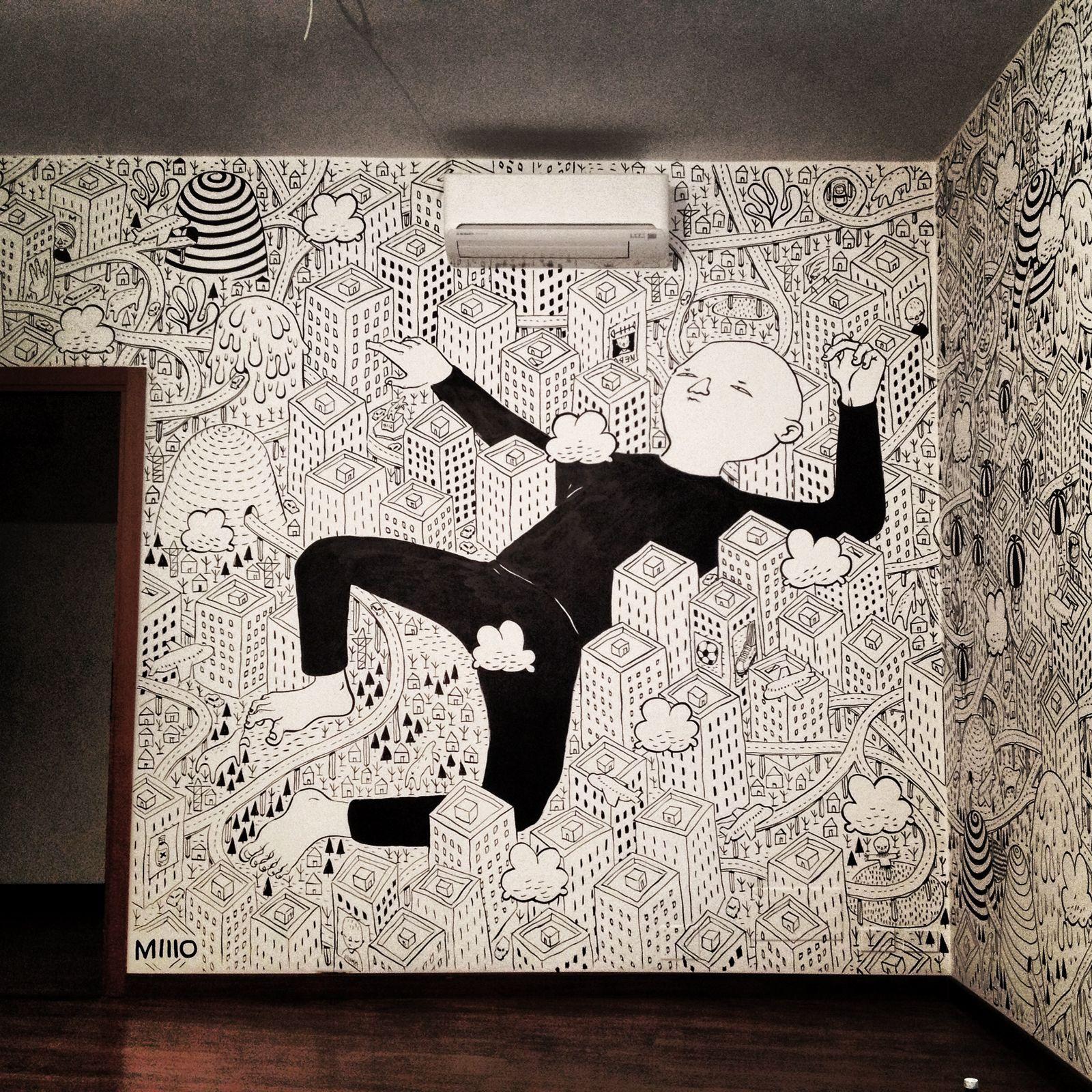 Indoors by francesco camillo