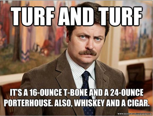 Parks And Recreation Is Such A Hilarious Show Ron Swanson Quotes Ron Swanson Meme Ron Swanson