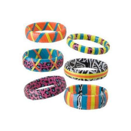 Alex Toys Craft Duct Tape Bangles, Multicolor