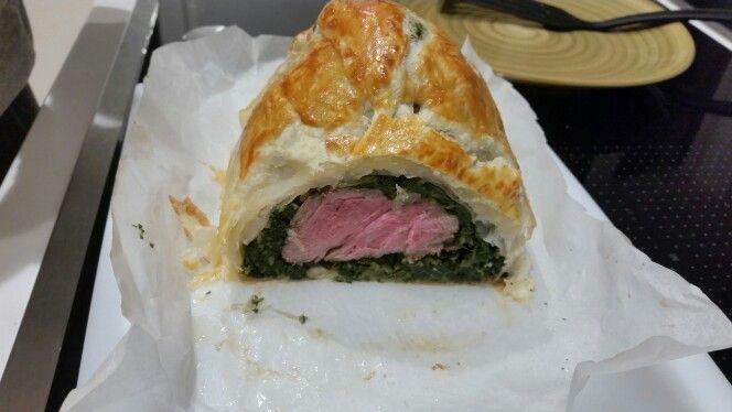 Il MIO filetto in crosta