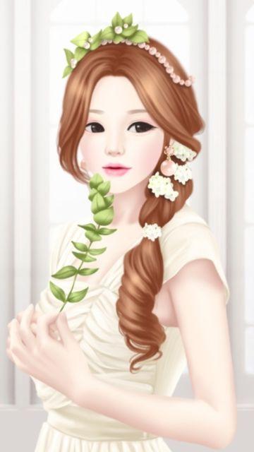 Cute Girl Wallpaper Lovely Girl Image Free Download