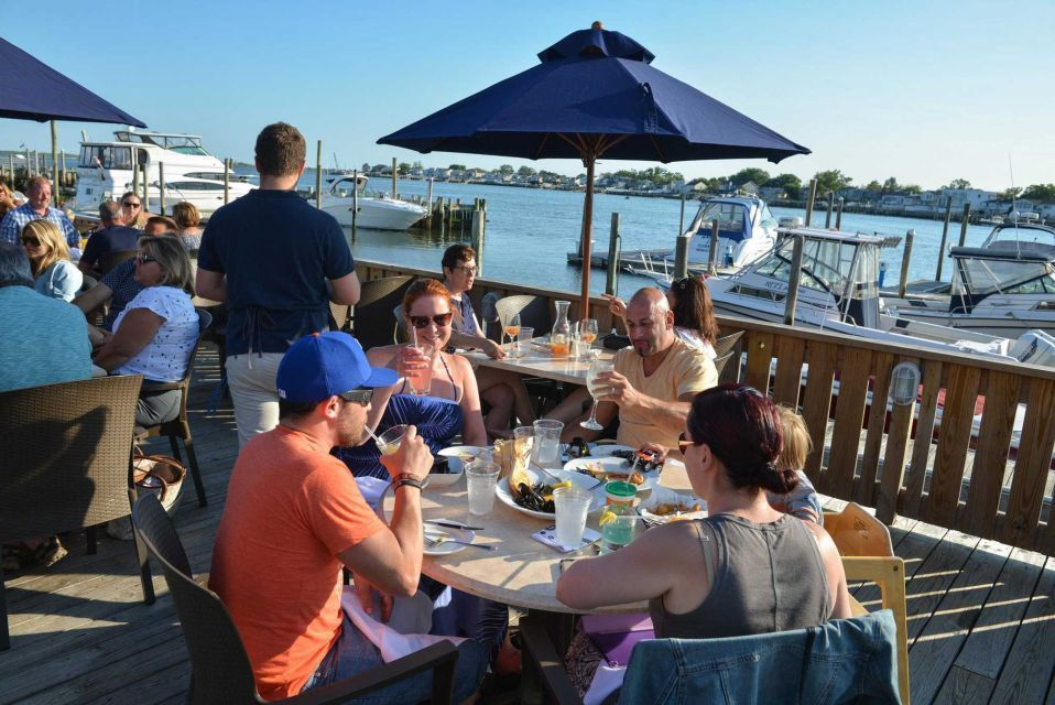 Favorite Outdoor Dining Spots On Long Island Daycations