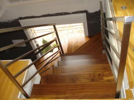 Escaleras de madera para pintor gallery of reportaje for Escaleras pintor precios