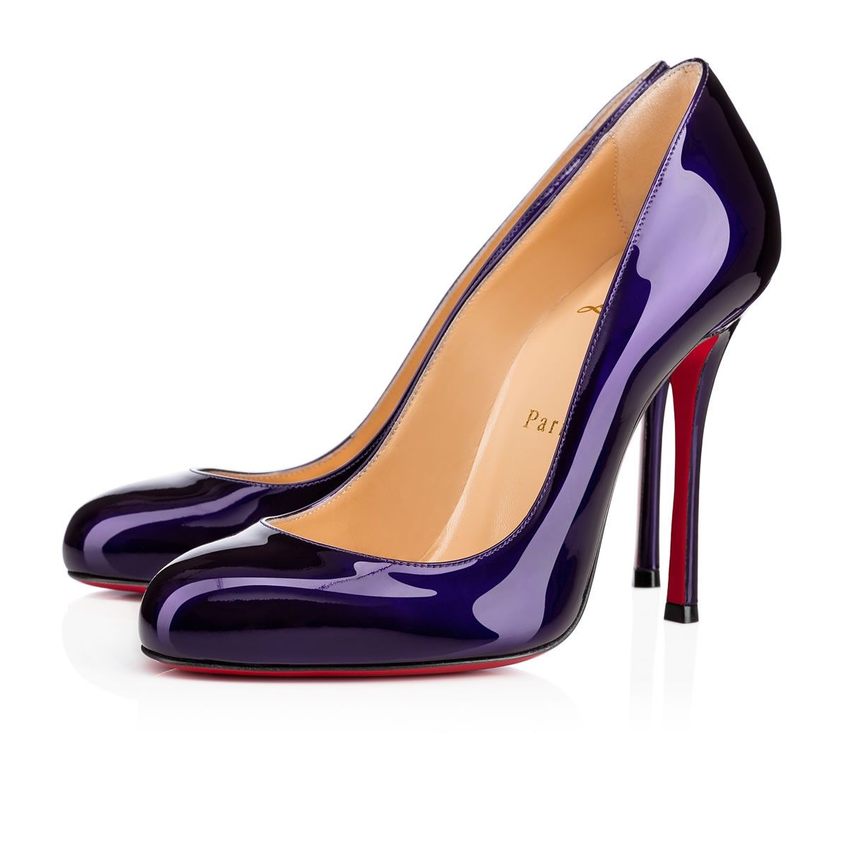 Christian Louboutin Austria Official Online Boutique - FIFETISH GLOSSY  PATENT 100 Electro Patent calfskin available online. Discover more Women  Shoes by ...