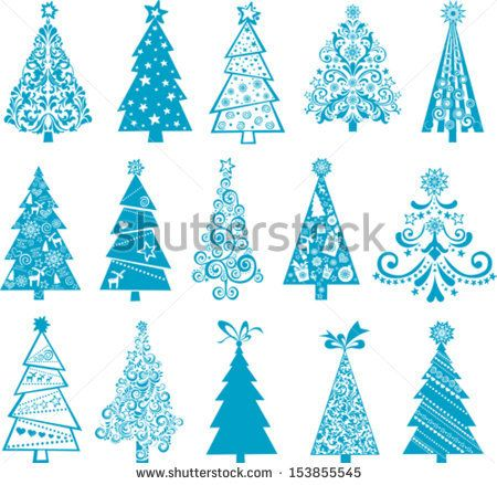 Christmas Trees Stock Photos, Christmas Trees Stock Photography, Christmas Trees Stock Images : Shutterstock.com