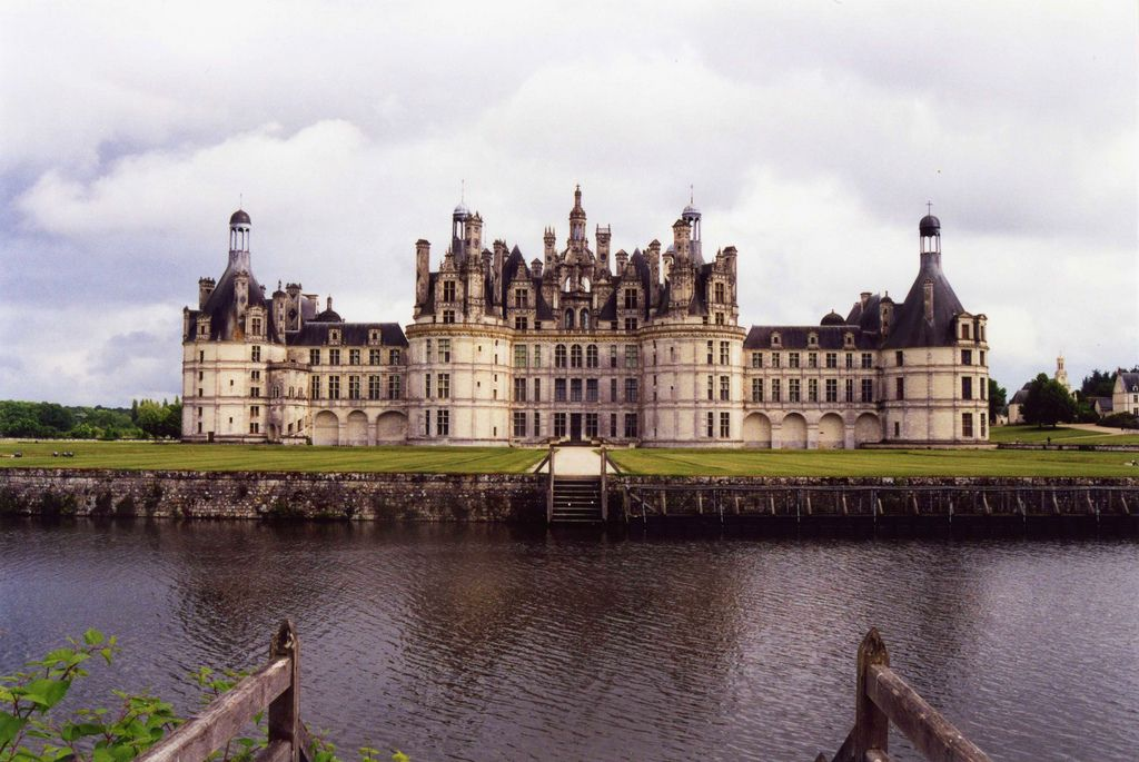 Chateau de Chambord | by Tommy Bass