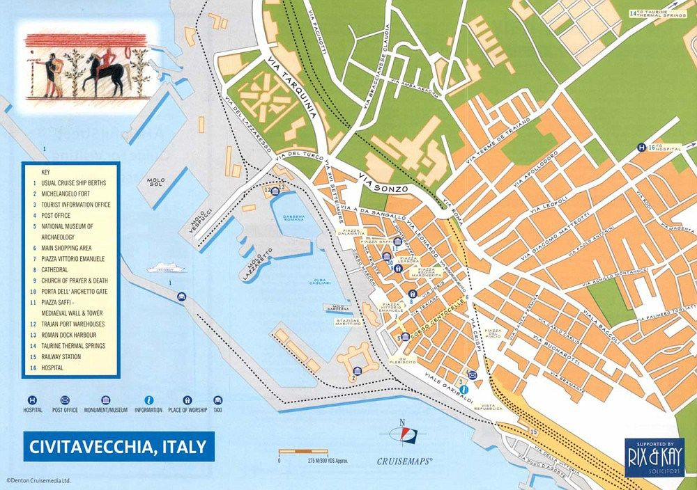 Things to do in civitavecchia cruise port guide europe - Cruise port rome civitavecchia ...