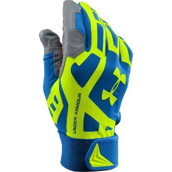 Nike Elite Force cuero batting Gloves Guantes de béisbol