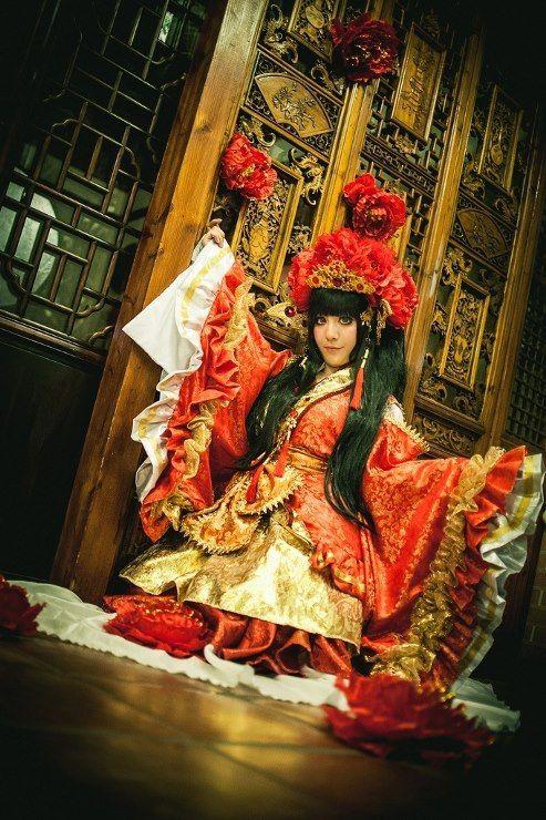 of Horrors 紅竜 Honlon MOMO (台灣 Taiwan) Copyright