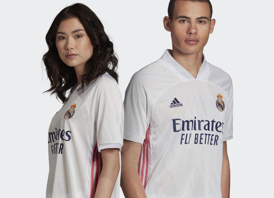 Real Madrid 2020 21 Adidas Home Kit Realmadrid Rmcf Adidasfootball In 2020 Real Madrid Madrid Adidas Football