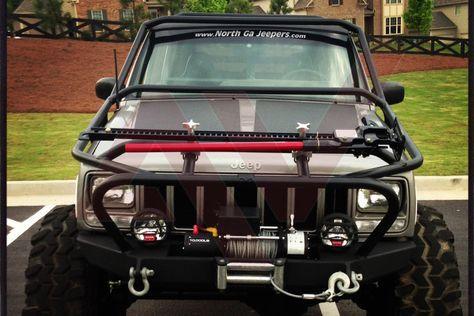 Alphavinyl Xj Cherokee Blackout Jeep Xj Mods Jeep Cherokee