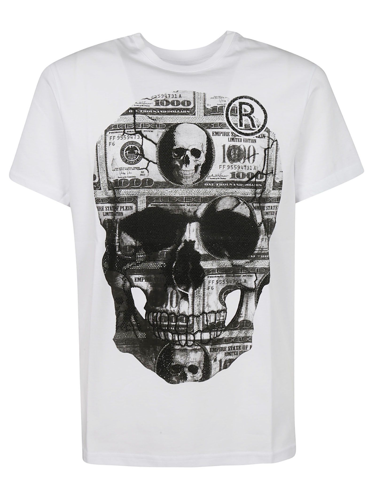 86a020a4a0 PHILIPP PLEIN SKULL T-SHIRT. #philippplein #cloth love skulls get your  skulls.