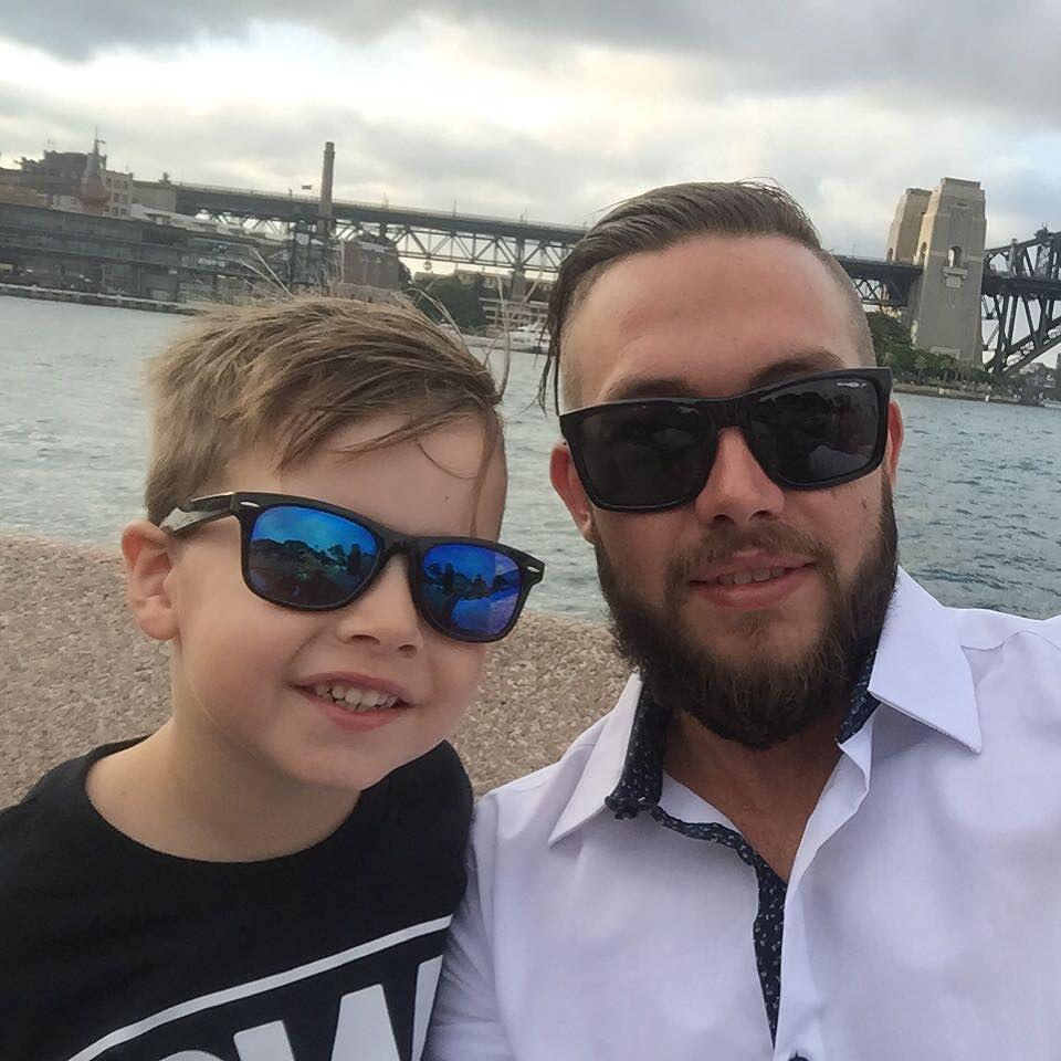 Good day exploring Sydney with my peeps. #sydneyoperahouse #sydneyharbourbridge #lovemyfamily by din90_ http://ift.tt/1NRMbNv