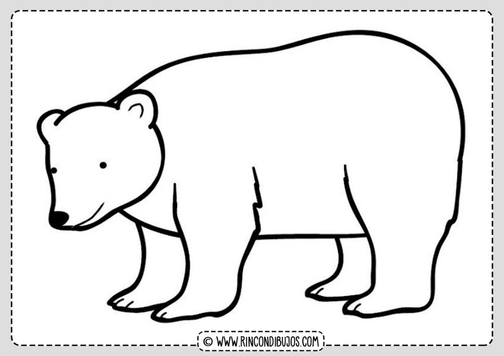 Dibujo Oso Polar Rincon Dibujos Oso Polar Dibujo Dibujos De Osos Cosas Lindas Para Dibujar