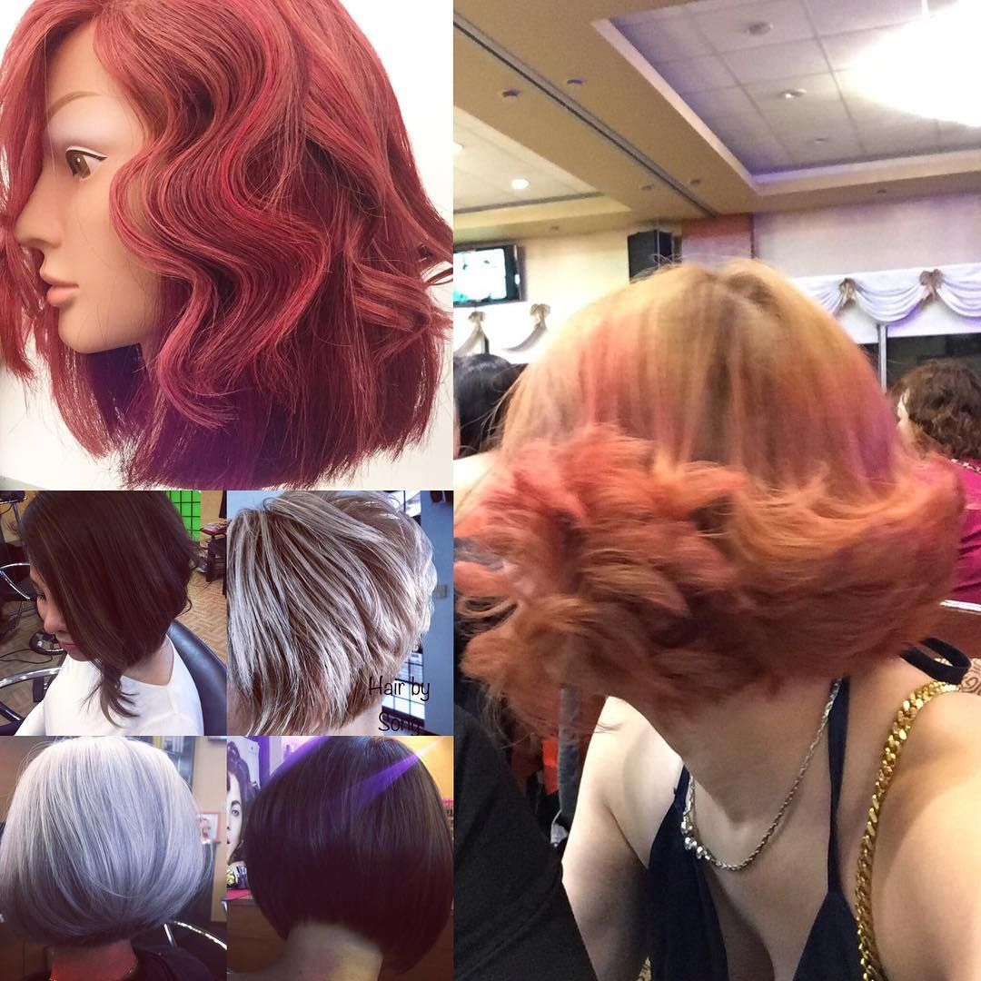 Haircuts for men coupons here are how we style a bob hair cut  songhairsalon