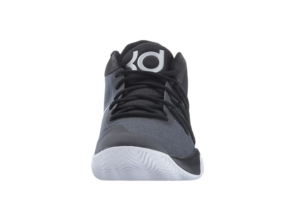 competitive price 67ecc dcf54 ... Gray Nike KD Trey 5 V Men u0027s Basketball Shoes Black White Products  ...