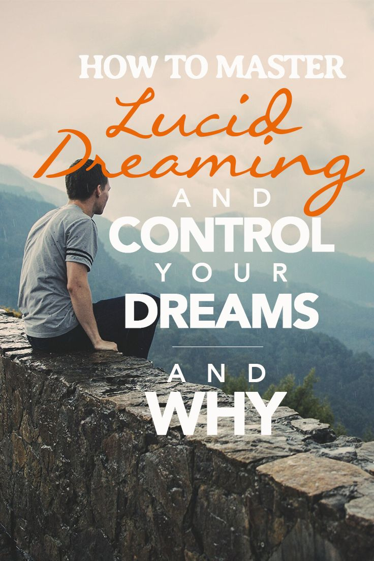 Your Control To Dreams How To Yourself Train