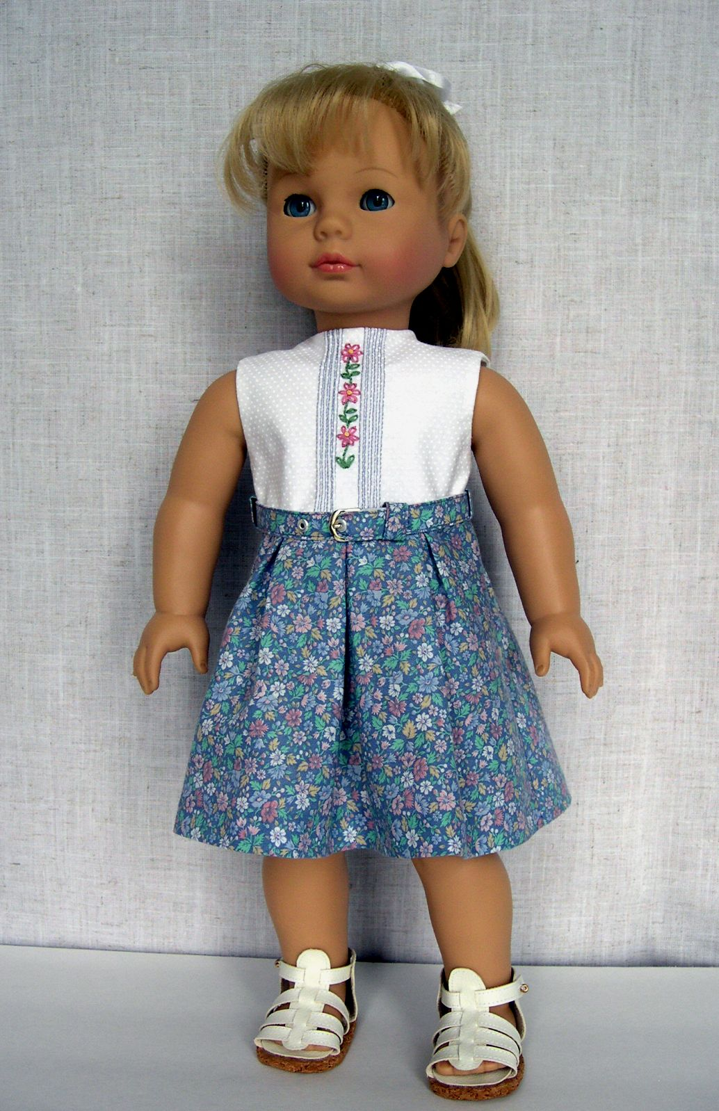 18 inch Doll Clothes Handmade dresses made to fit 18\