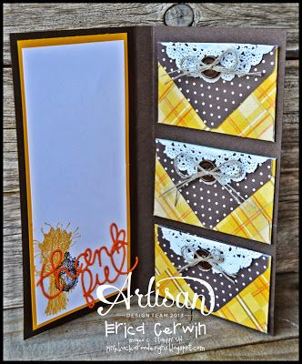 Pink Buckaroo Designs: Artisan Wednesday Wow- Gift Card Wallet using the Envelope Punch Board - link to dimensions and tutorial on the basic wallet in post or here - http://pinkbuckaroodesigns.blogspot.com/2010/07/tutorial-gift-pocket-wallet.html