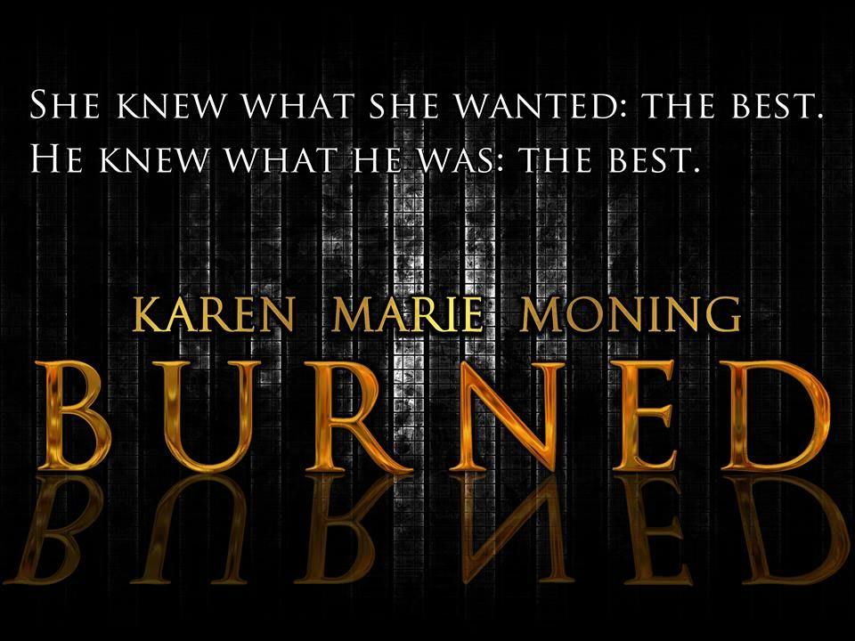 Karen marie moning burned uf fever series pinterest karen marie moning burned fandeluxe Gallery