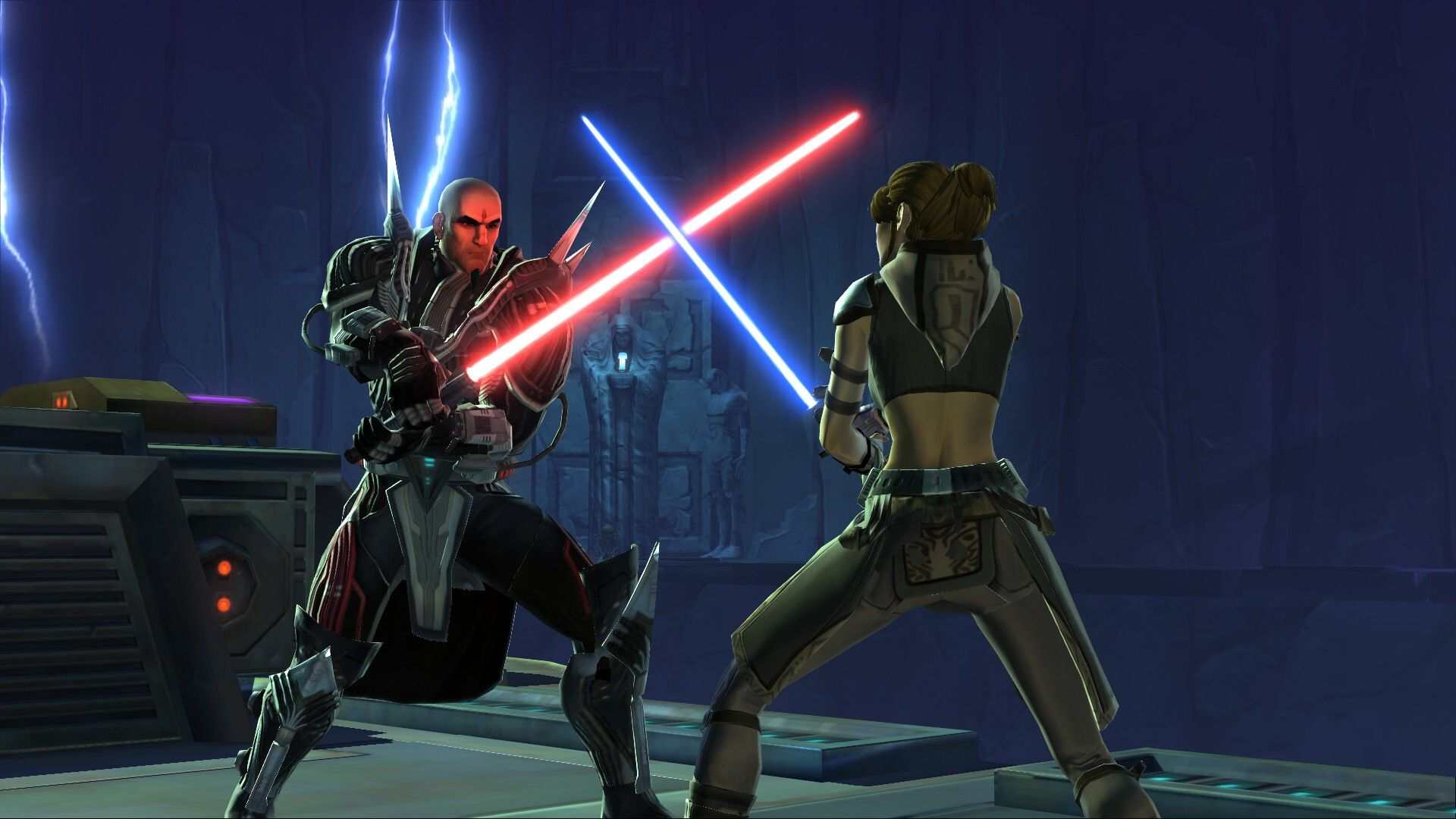 star wars: the old republic is only days away from early access