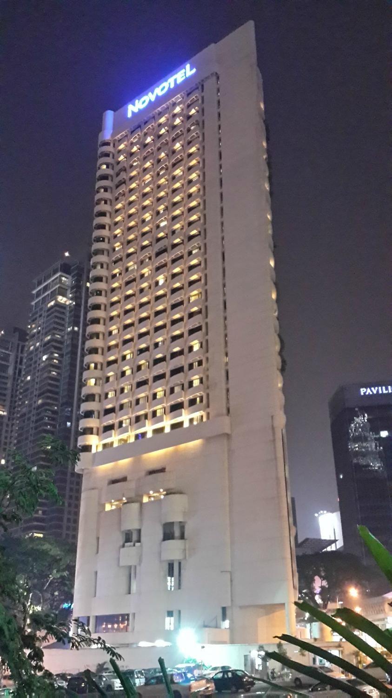 Novotel Kuala Lumpur City Centre Located In Kuala Lumpur City