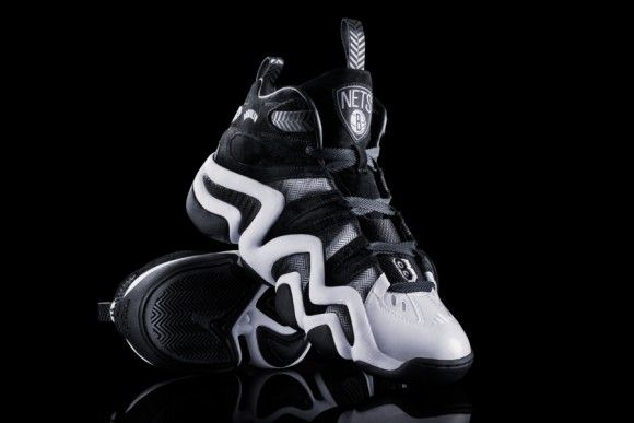 """adidas Crazy 8 """"Brooklyn Nets""""   Kicks and under   Sneakers"""