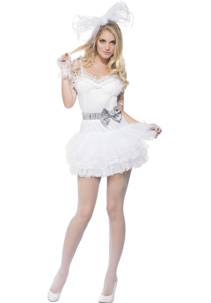 071415b9d79 80 s Pop Party Costume - inspired by Madonna