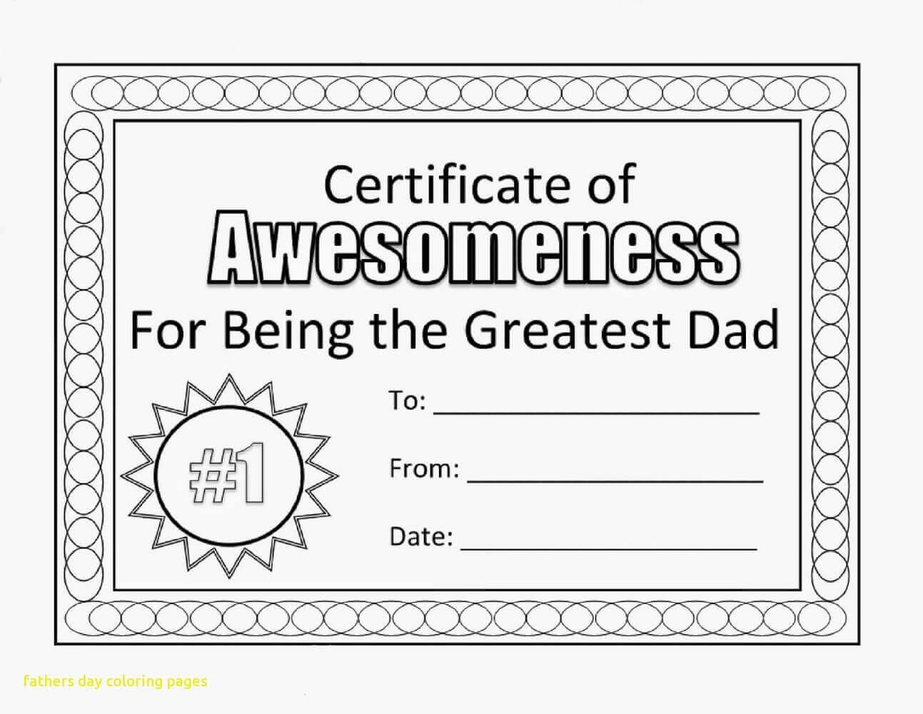 30 Free Printable Father S Day Coloring Pages Fathers Day