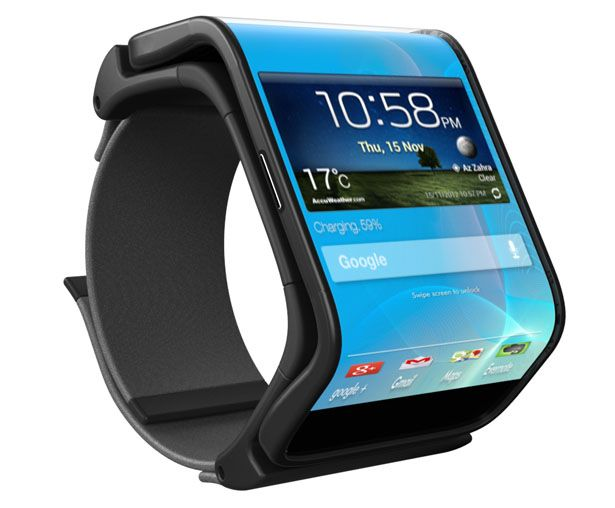 ef95cd595bc Limbo is our next generation flexible smartphone concept that you can wear  on your wrist.