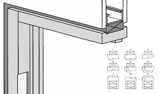 Reveal door frame  sc 1 st  Pinterest & Reveal door frame | Assembly | Pinterest | Wood doors Doors and ...
