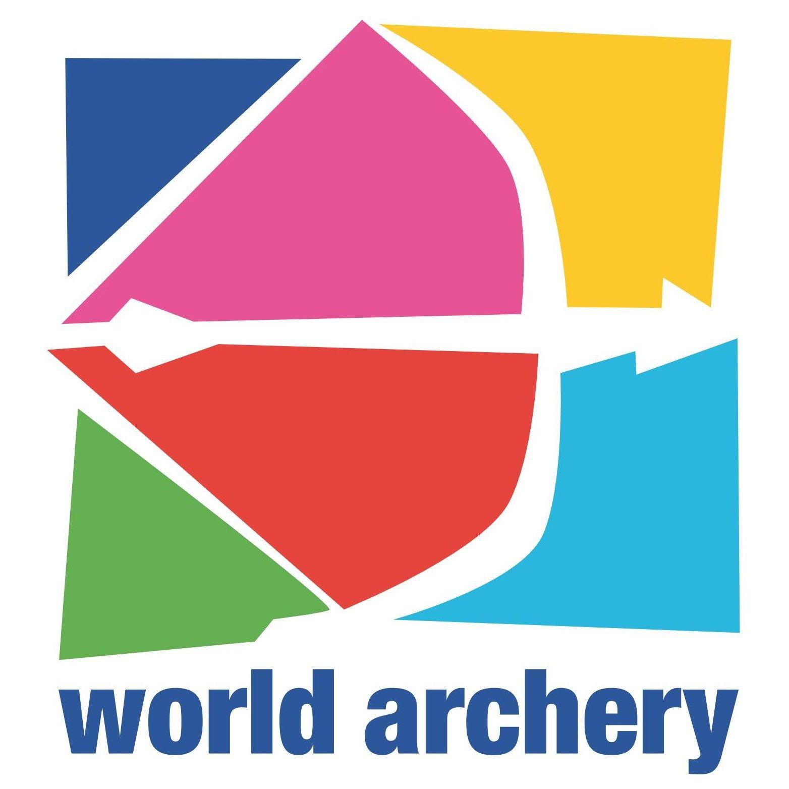 World Archery Federation (WA) Logo [EPS File] A, archery