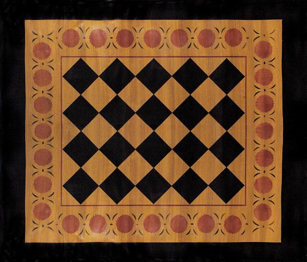 Painted Kitchen Floor Cloth: Canvas Floorcloths . . . Must Remember This Site For