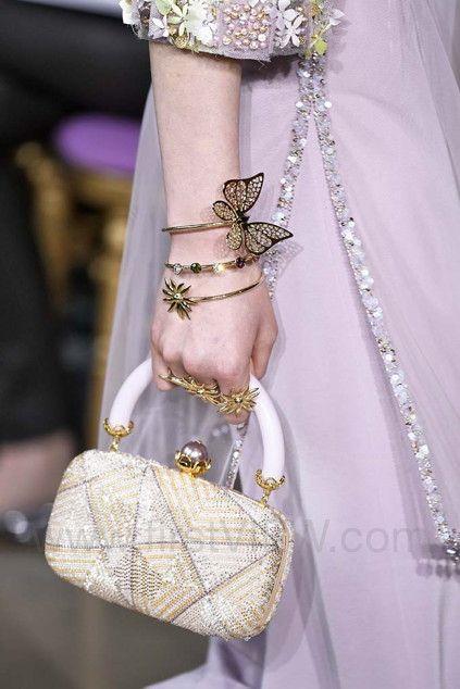 Georges Hobeika, Haute Couture Fall 2016, Paris, firstVIEW.com