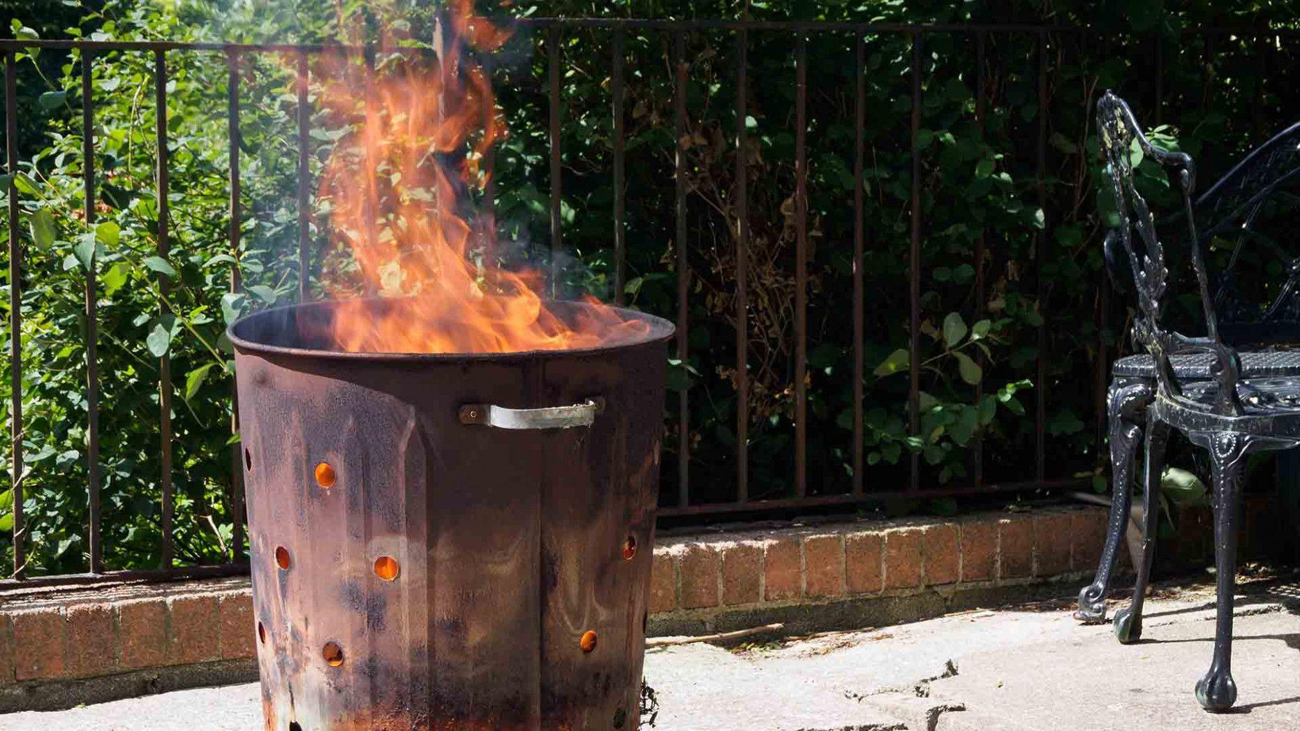 Straftaten Feuer Im Garten In 2021 Feuerschale Feuerschalen Garten Garten