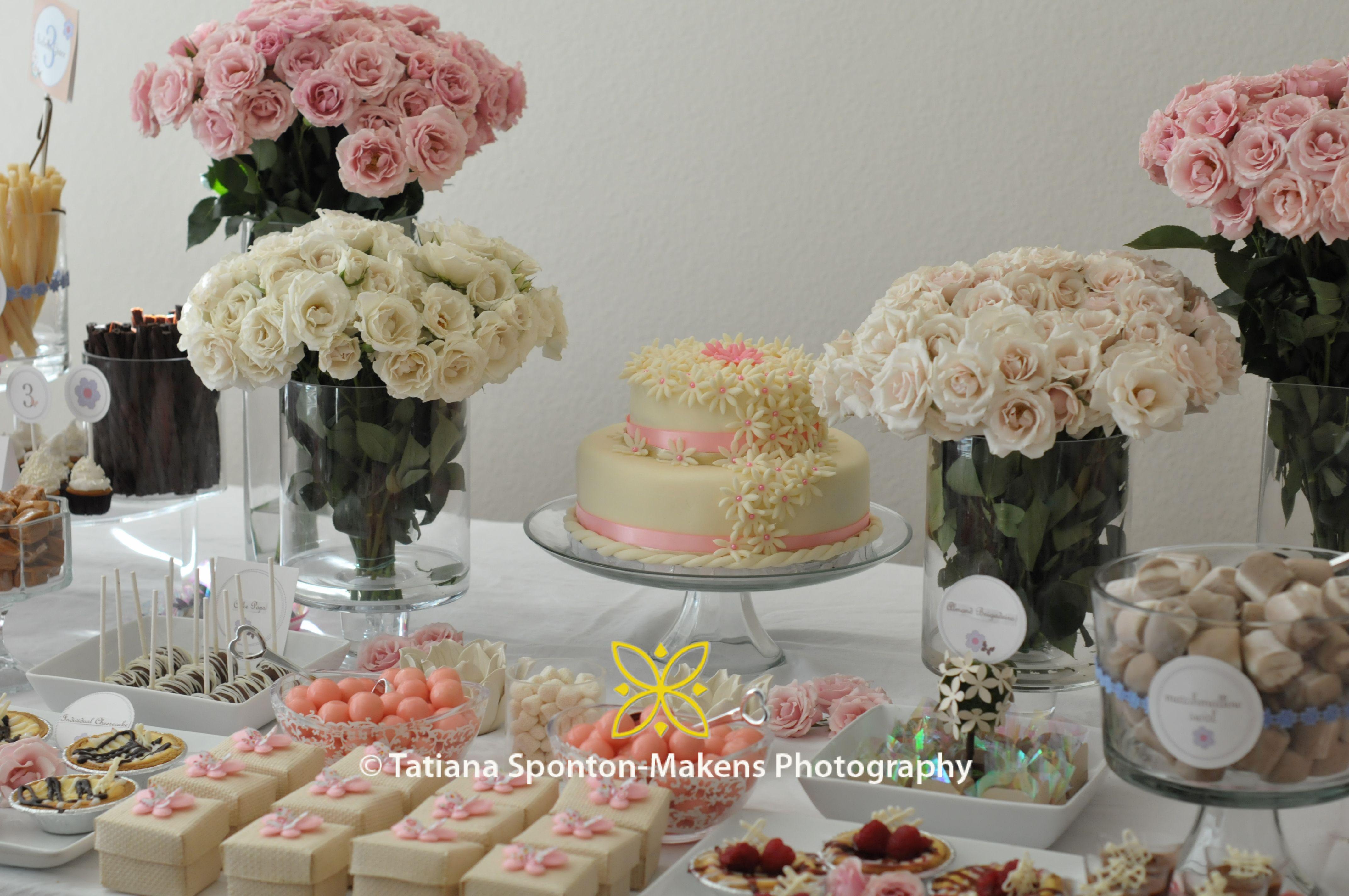 Vintage Garden Birthday Party Theme Pink Birthday Garden