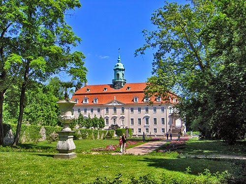 Schloss Lichtenwalde, Deutschland