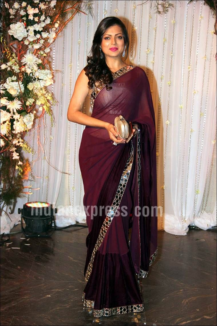Bipasha Basu, Karan Singh Grover\'s wedding reception: Aishwarya Rai ...