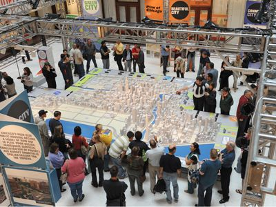 Chicago Model Organizers Chicago Architecture Foundation From