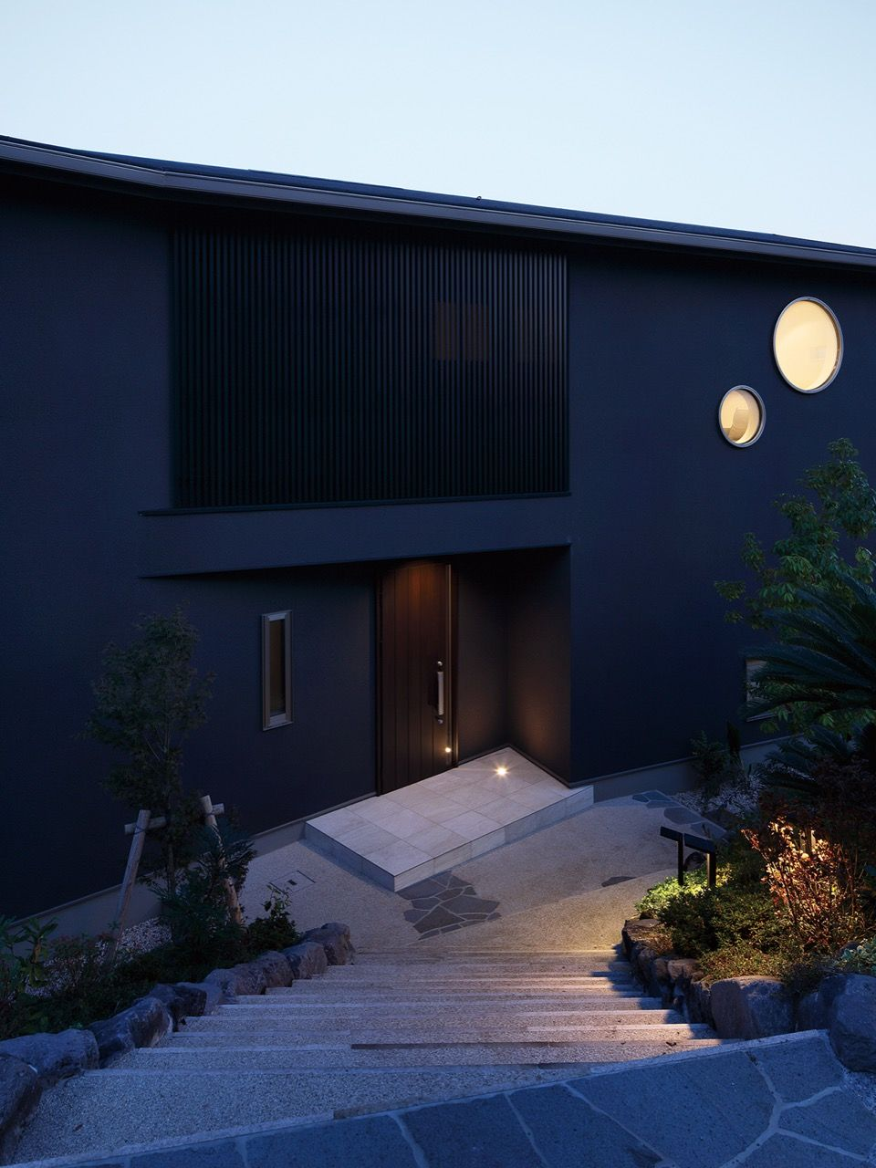 Works 015 プールのある別荘 建築デザイン室 木造注文住宅の住友林業