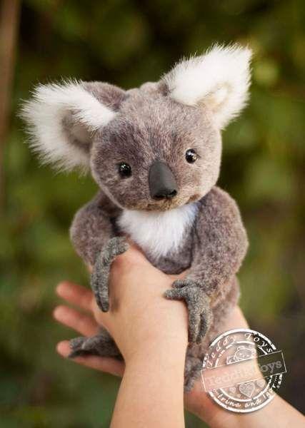 Koala Lula By Irina Vnukova  Cute Animals, Cute Baby -8887