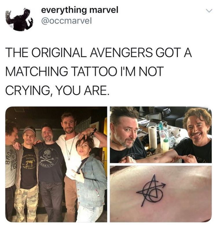 Its The Thing You Know The A Thing Someone Made Look It Up And What It Means If U Don T Get It Marvel Jokes Marvel Funny Marvel