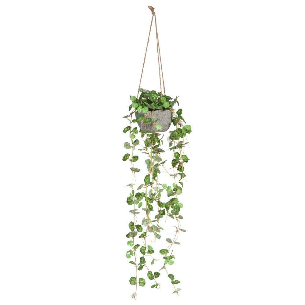plante artificielle suspendue salon artificial plants. Black Bedroom Furniture Sets. Home Design Ideas