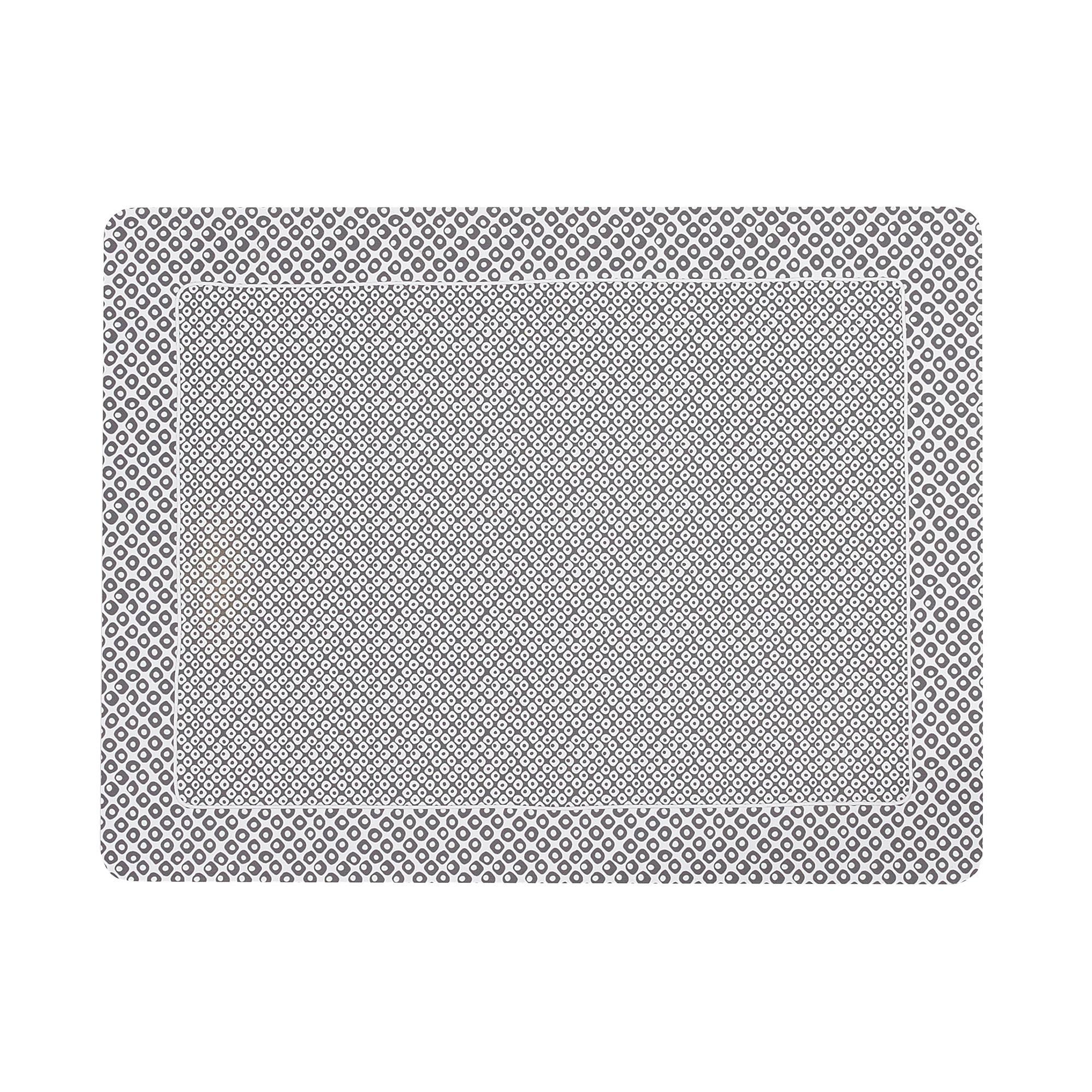 Set de table en liège anthracite 33x43cm - Lot de 2 ECLECTIC