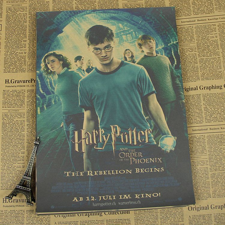 Harry Potter Vintage Retro Posters Different Only 9 99 With Free Shipping Worldwide If You Like It Share It With Your Harry Potter Retro Poster Movie Posters