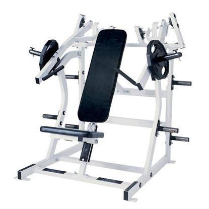 Lying T Bar Row Machine Gymequip Eu In 2020 Leg Press Machine Leg Press T Bar Row