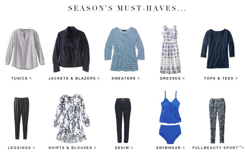 Season's Must haves