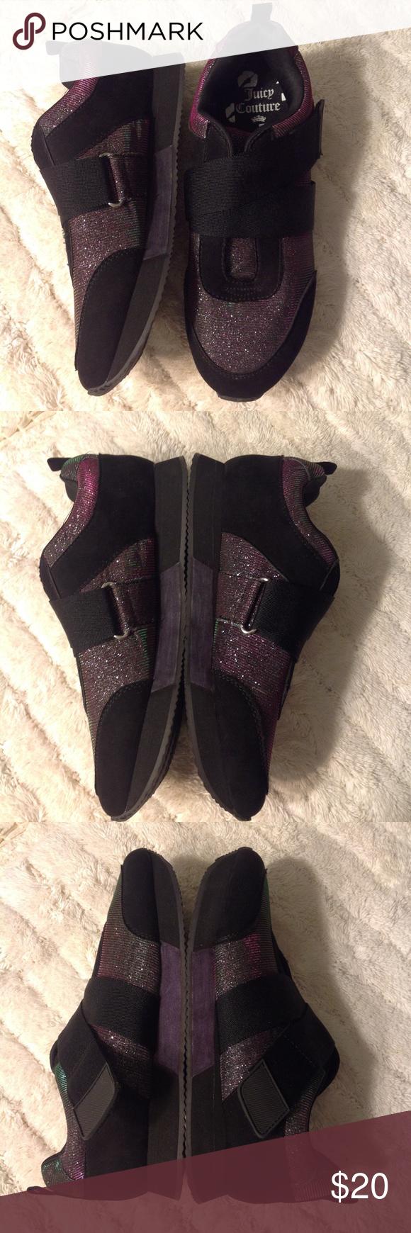 8d08baf4574 ⬇️price drop⬇️Juicy Couture metallic sneakers in 2018   My Posh ...