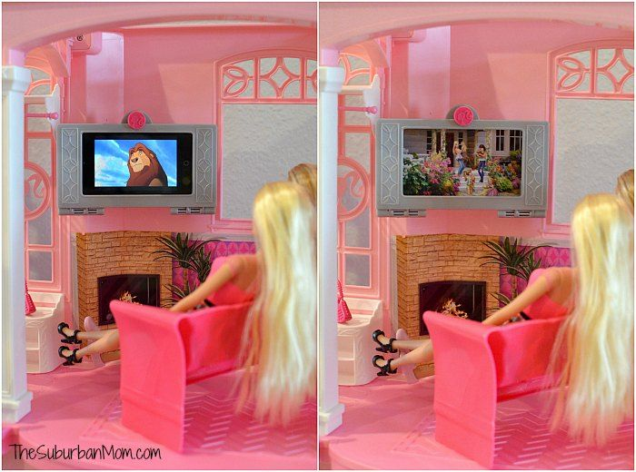 The Barbie Dream House Is A Dream Come True | Barbie dream house and ...